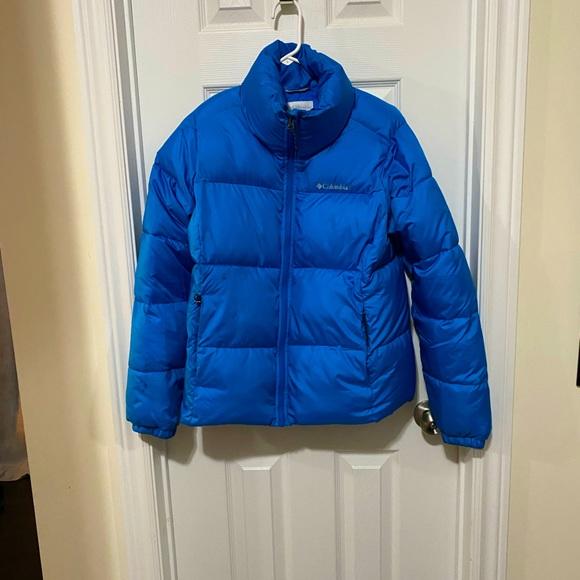 Women's Columbia thermal winter jacket - medium